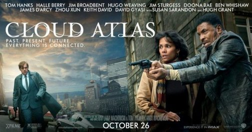 CLOUD ATLAS banners