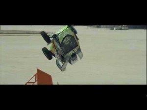 Hot Wheels World Record: Corkscrew Jump
