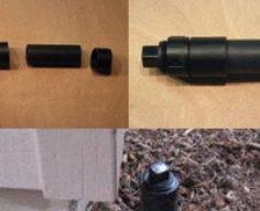 Build a Hidden Outdoor PVC Key Holder