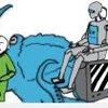 Autonomous robot swarm takes over farm work