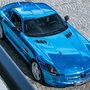 Electric sports car for everyone - Mercedes-Benz SLS AMG