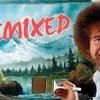 The Legend, Bob Ross - Happy Little Clouds Remix