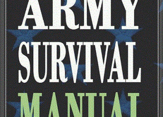 FREE US Army Survival Manual Download