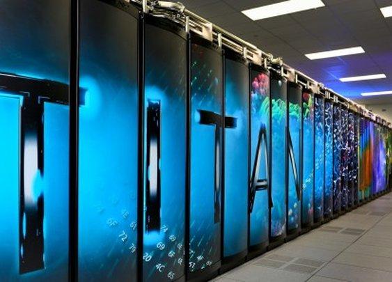 Oak Ridge unveils Titan, the world's most powerful supercomputer