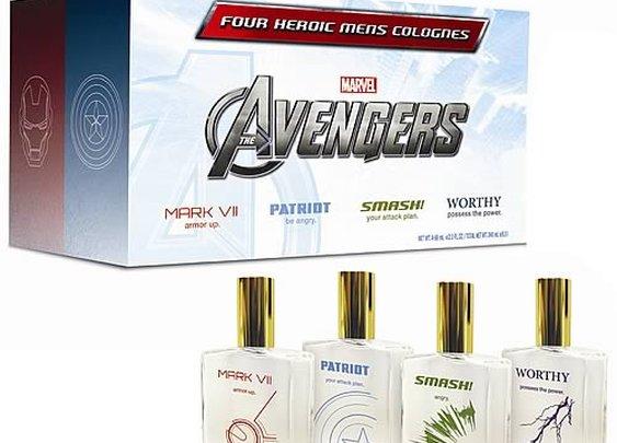 Avengers Assembled Cologne Set