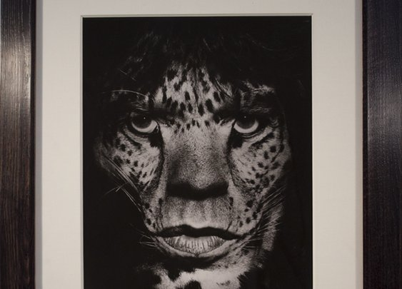 Albert Watson – Mick Jagger, Los Angeles, 1992 at 1stdibs