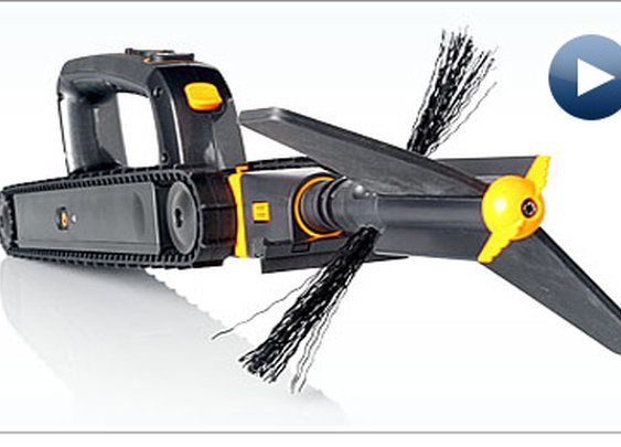A Robot That Cleans Your Gutters > GetHandyToolbox Newsletter
