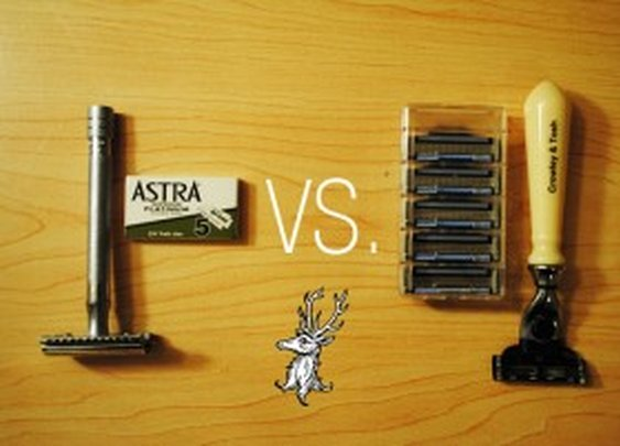 Cost Analysis: Double Edge vs. Cartridge Razors
