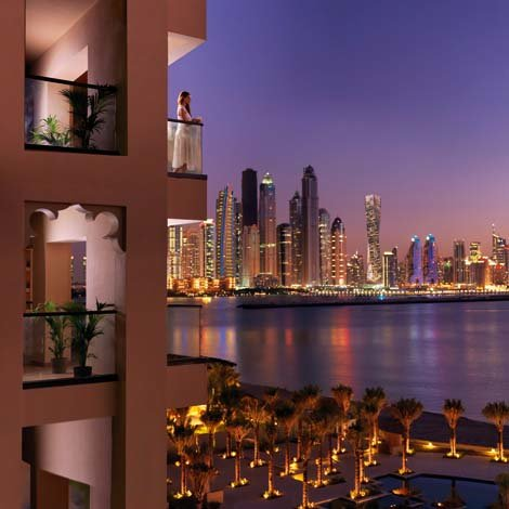 Win a two-night stay for two in a deluxe seaview room at Fairmont The Palm Dubai