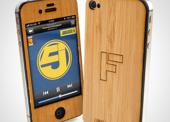 Lumberjacket for iPhone