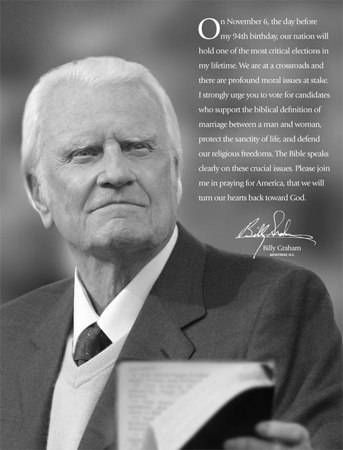 Urgent Message From Billy Graham | Kirk Cameron
