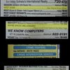 What happens when you look up Adam West in the phone book?