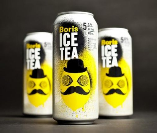 Boris ICE TEA