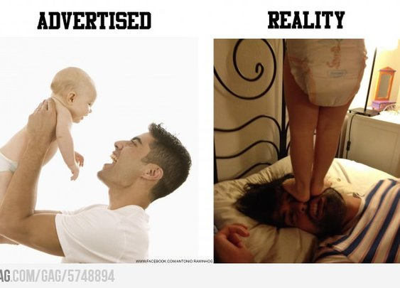 Advertised vs Reality
