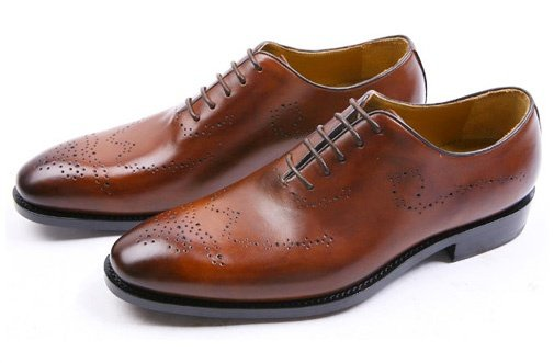 Modern Classic Shoes / italian contemporary style # hand grade # oxford $229