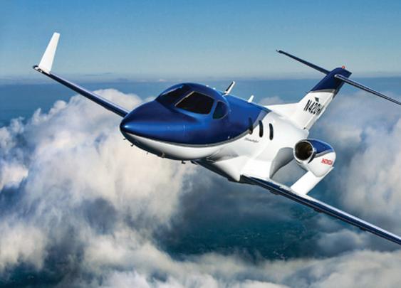 HondaJet enters production