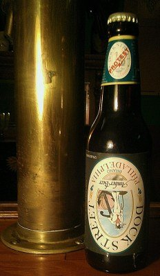 Beer Relics – Dock Street Brewery Protest Bottle | Delaware Valley Beer Bloggers