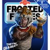 Breakfast Time, Illustrations of Re-Envisioned Cereal Box Characters