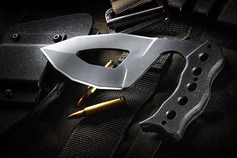 Manticuda Knife | Uncrate