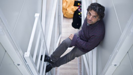 In pictures: Inside the world's narrowest house