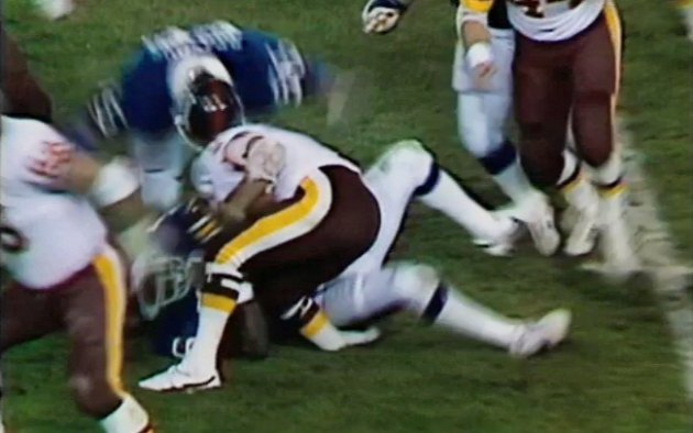 Joe Theismann Injury