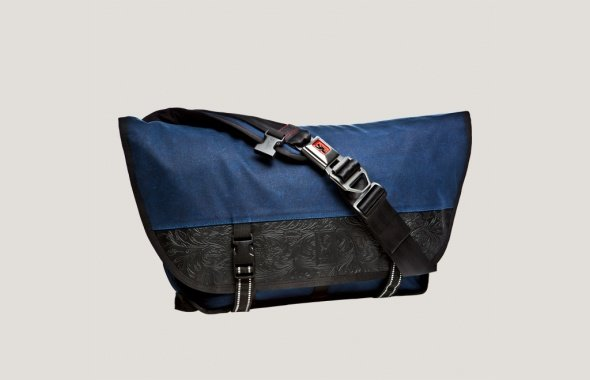Chrome Citizen Tokyo Messenger Bag Designed by Tattoo Artist Horitoshi 1.