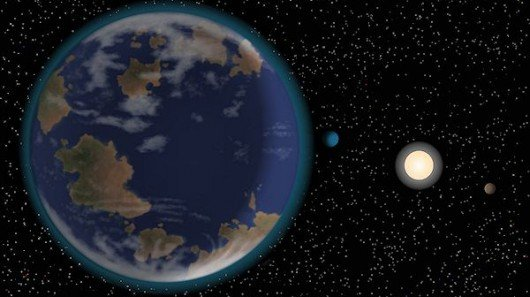 New super-Earth discovered in our stellar neighborhood