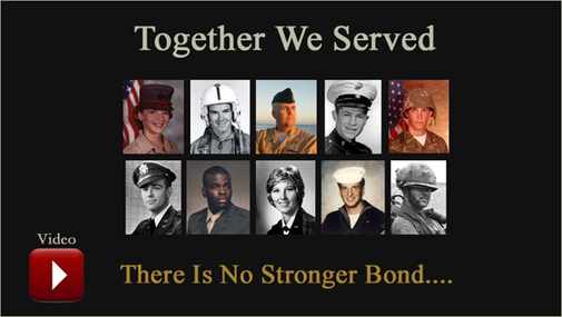 TogetherWeServed - Connecting US Marines, Sailors, Soldiers, Airmen and Coast Guardsmen