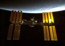 NASA will e-mail you when the ISS is overhead