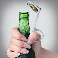Fancy - One-Handed Bottle Opener