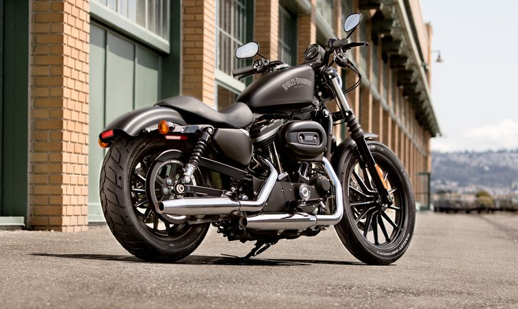 Sportster® Iron 883 XL883N | Custom Motorcycle | Harley-Davidson USA