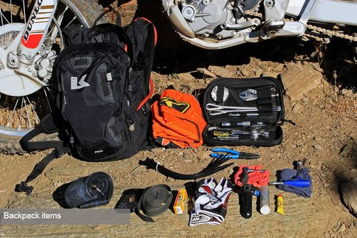 Solid Gold Backpack | Honda Powersports