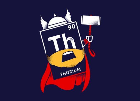 Thorium Element T-Shirt