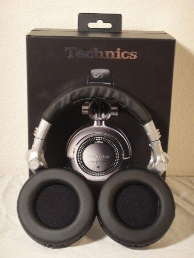Review: Technics RP-DH1250 Headphones from Panasonic