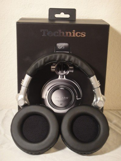 Review: Technics RP-DH1250 Headphones from Panasonic