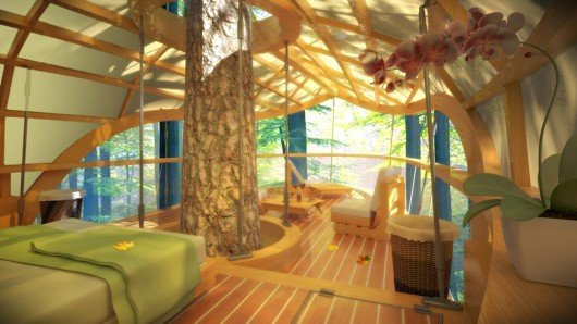 E'terra Samara set to offer accommodation in the treetops