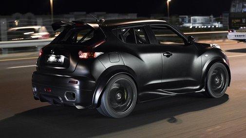 The Nissan Juke-R versus supercars