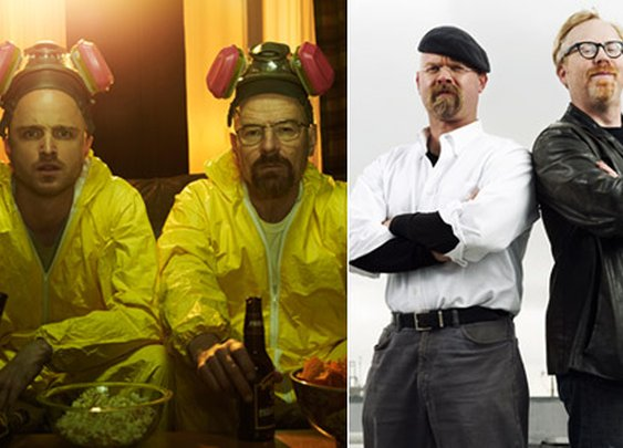 Mythbusters to air Breaking Bad episode | Inside TV | EW.com