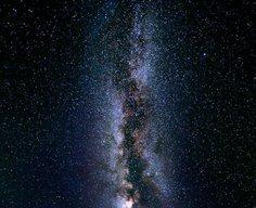 Milky Way over Titicaca, Peru