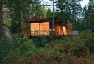 Cabin on Flathead Lake