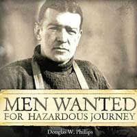 Men Wanted for Hazardous Journey
