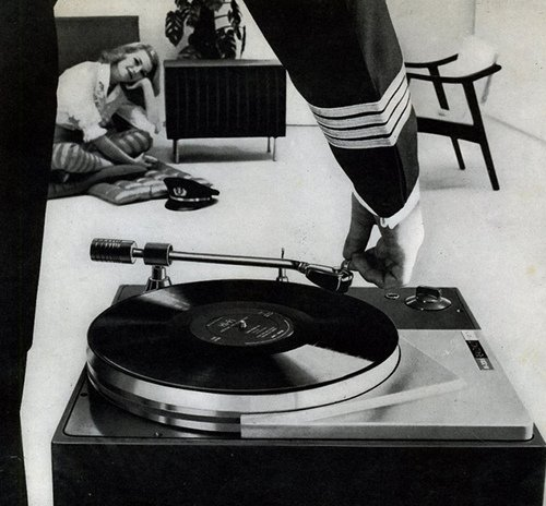 A Beginner's Guide to Buying Your First Turntable | The Art of Manliness
