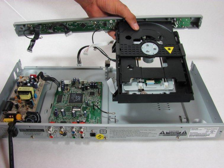 A DVD Player Hack