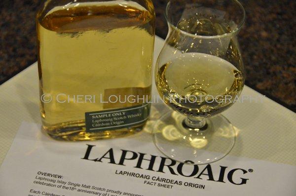 Laphroaig Islay Single Malt Scotch Whisky Cairdeas Origin