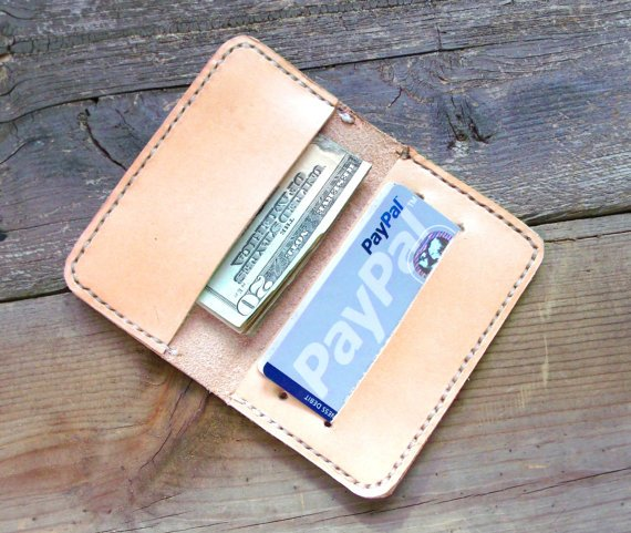 Wallets-Handmade in the US