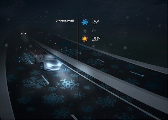Glow-in-the-Dark Highways Coming to the Netherlands in 2013