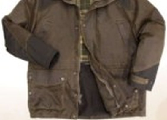 H.N. Williams Store :: Men's Apparel :: Coats & Jackets :: Irish Setter Henning Sueded...