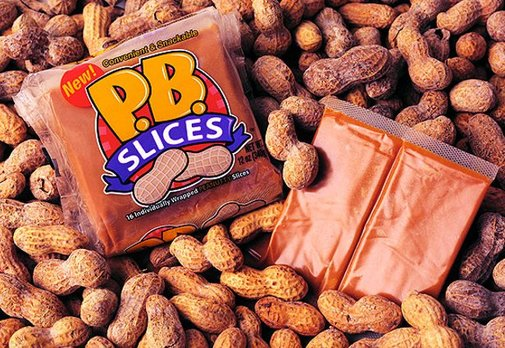 sliced peanut butter