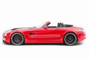 Super car - Mercedes-Benz SLS AMG Hawk from Hamann
