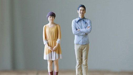 World's first 3D printing photo booth set for scan